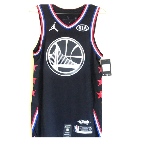 size 40 615a2 2f95d 2019 Curry All star Jersey NWT